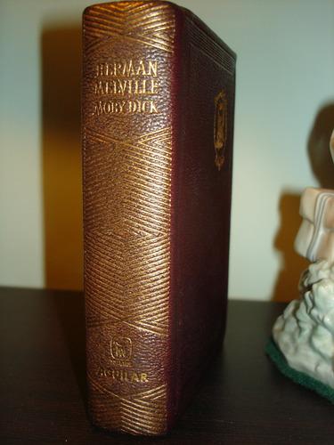 joya, moby dick, aguilar única edición 1967