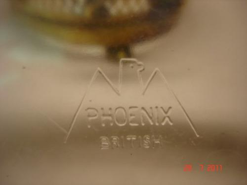 joya phoenix british jardinera fuente canasta  plateada(3494
