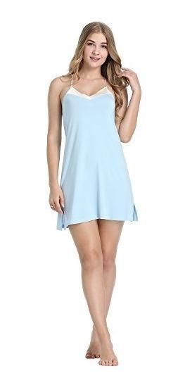 servicio duradero más cerca de online Joyaria Sexy Chemise Para Mujer Vestido De Dormir Corto Cami