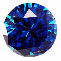 (certificado Gia) Diamante Azul De 0.29 Cts