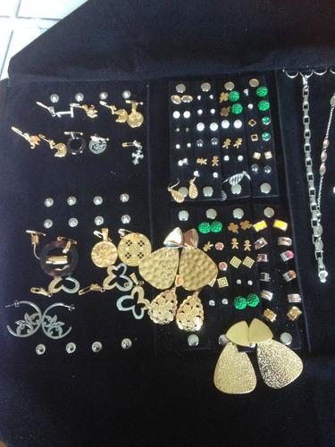 joyas de acero quirúrgico lote 70 piezas