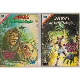 Joyas De La Mitologia. 16 Comics. $970.00 (gastos De Envio I