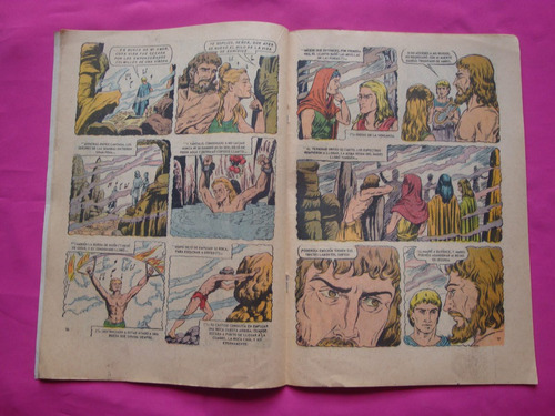 joyas de la mitologia nº 43 año 1966  editorial novaro