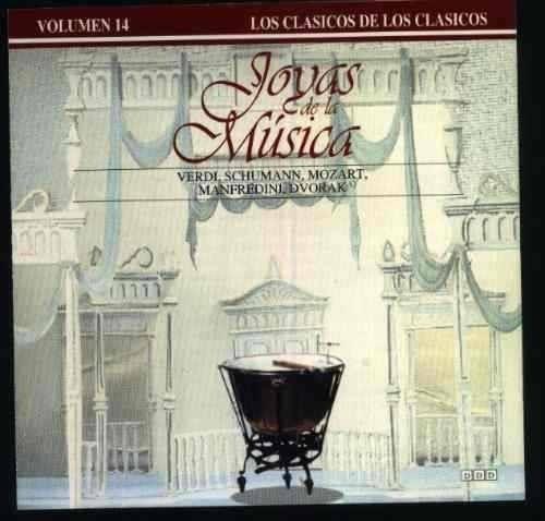 joyas de la musica - cds 36 de musica clasica oportunidad!!
