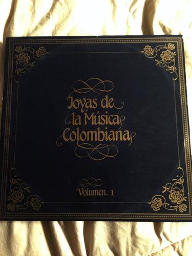 joyas de la musica colombiana vinilo lp
