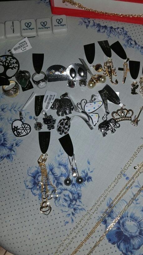 a2a63e3ada94 joyas perla negra 47 artículos nuevos para reventa. Cargando zoom.
