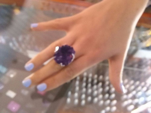 joyas, plata anillo, cuarzo,