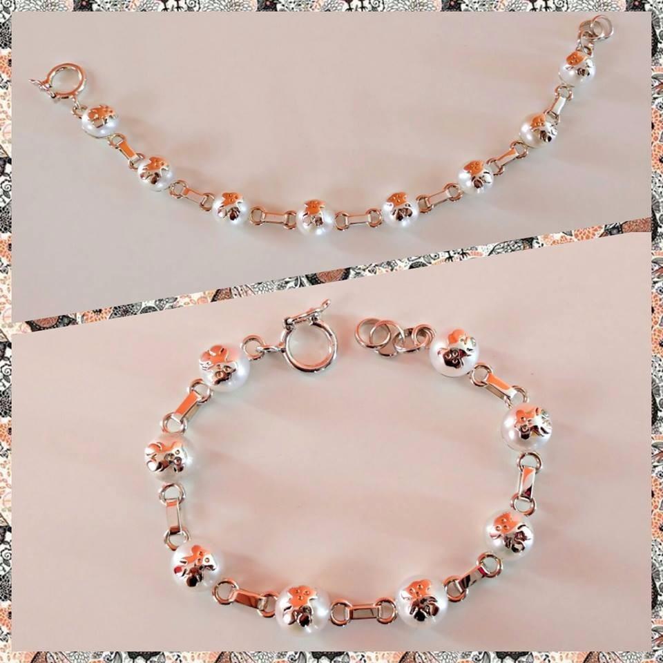 77c7972a49b9 joyas. pulsera perlas naturales con plata. Cargando zoom.
