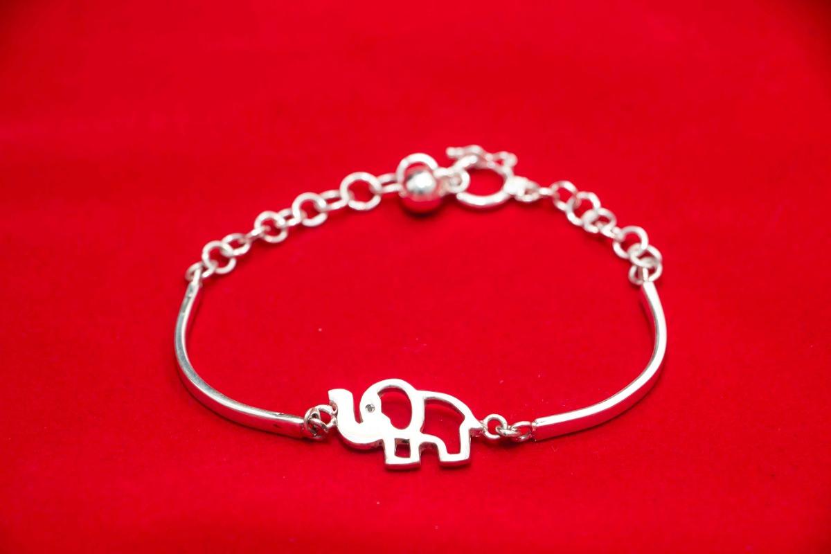ad68745492a3 Cargando zoom... joyeria hermosa pulsera plata peruana 950 joyas pulseras
