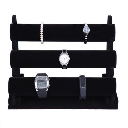 joyas reloj pulsera soporte pantalla soporte organizador