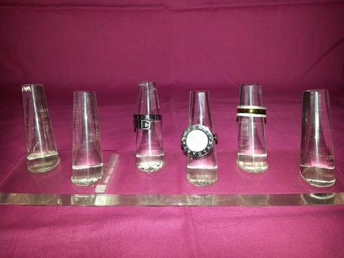 joyas relojes, exhibidores