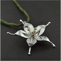 Collar Midnight Flower Mortal Instruments Cazadores De Sombr