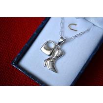 Conjunto Plata Cadena Colgante (anillo,pulsera,cadena,ralp)
