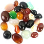 Piedras De Onix Color Natural C/u