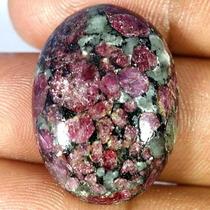 Hermosa Piedra Natural Eudiallyte 21 X 29 Mm