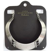 Collar De Mujer Increible Y Exclusivo Marca Zara