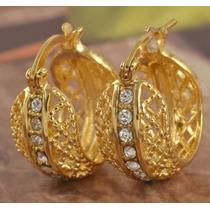 Aro Enchapado Oro (gold Filled), Joya/envío Gratis