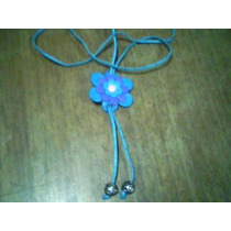 Collar De Cuero Adaptable.