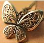 Bisuteria Collares De Mariposas Super Elegantes