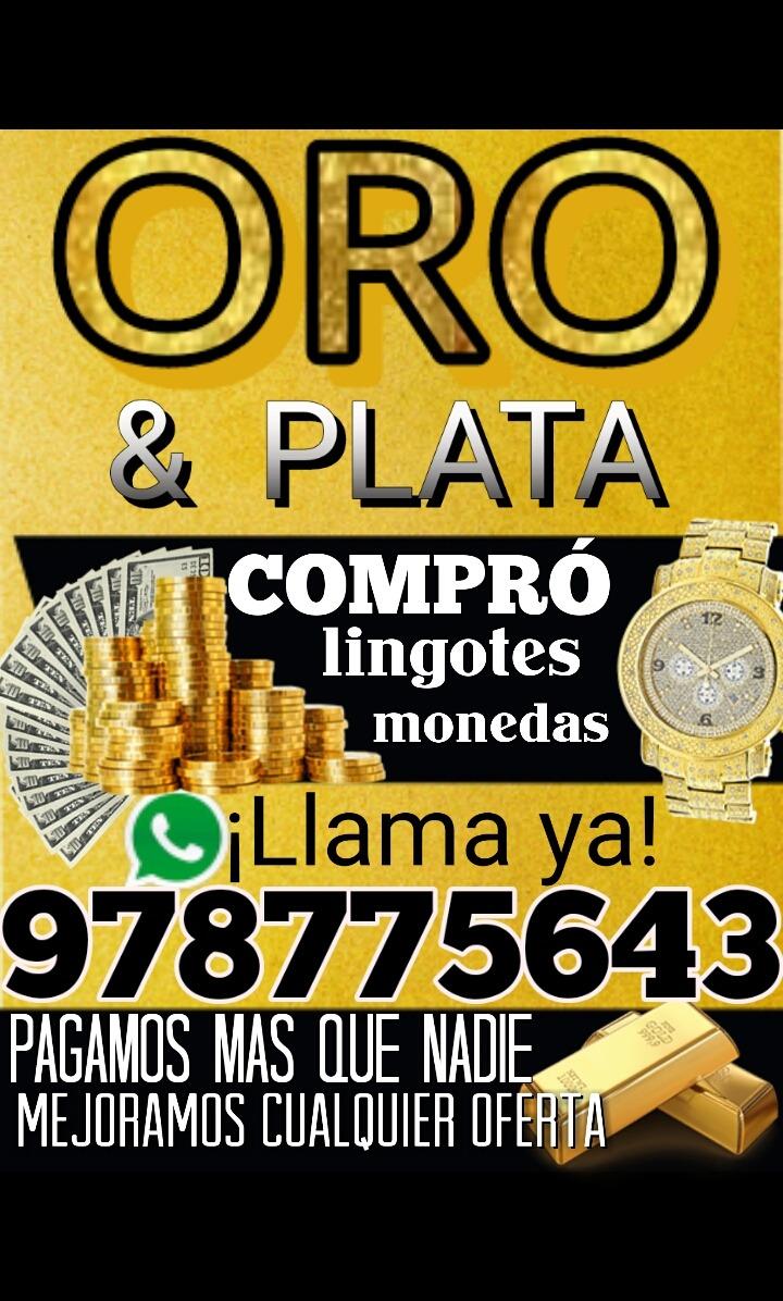 9d85f31269cb joyeria compra oro en bruto relojes brillos venta plata x gr. Cargando zoom.