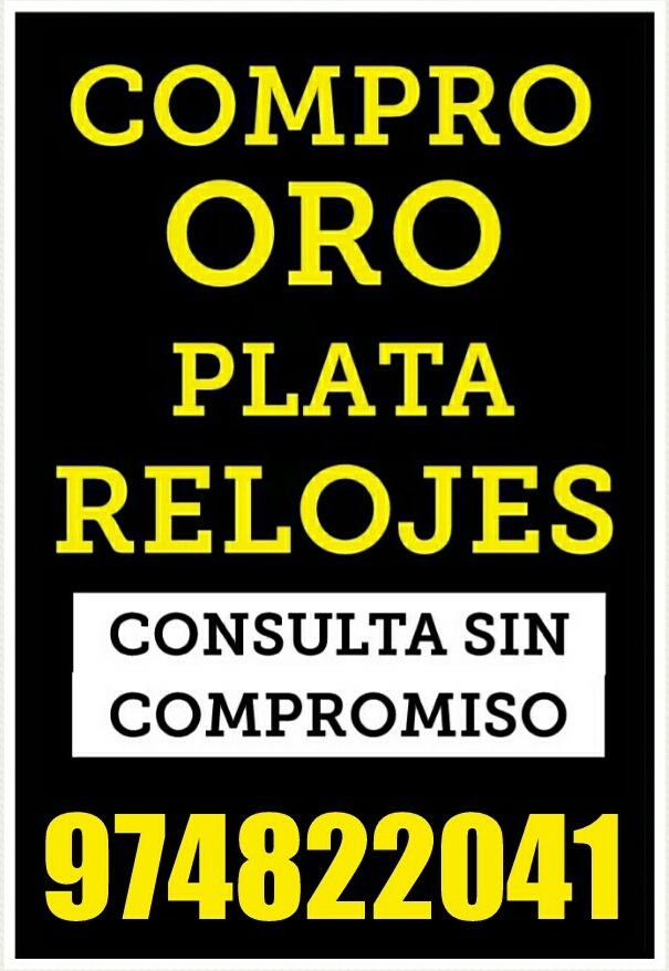 d6e150972528 Joyeria Compra Venta De Oro En Joyas Oro De Rio Oro X Gr. - S  865 ...