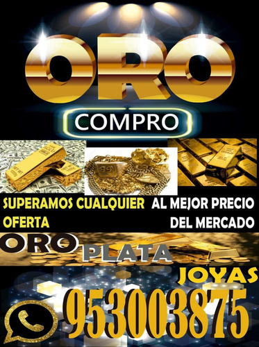 joyeria compra y venta oro en bruto brillos plata piña x gr