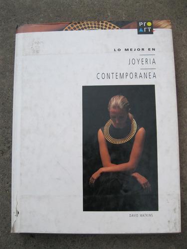 joyería contemporánea