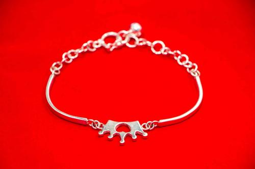 joyeria hermosa pulsera plata peruana 950 joyas pulseras