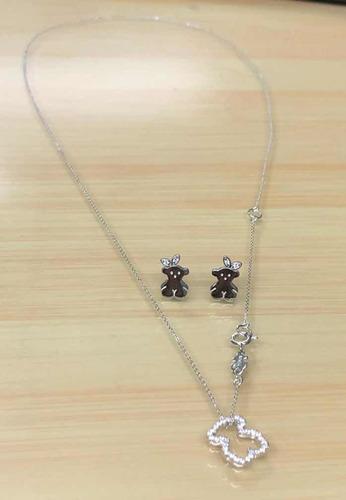 joyería pandora - tous plata auténtica