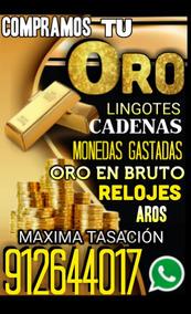 3e753a36c428 Joyeria Vende Compra Oro X Gramos Mina Joyas Monedas Brillos