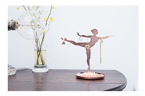 joyero bailarina cobre