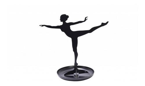 joyero bailarina negro