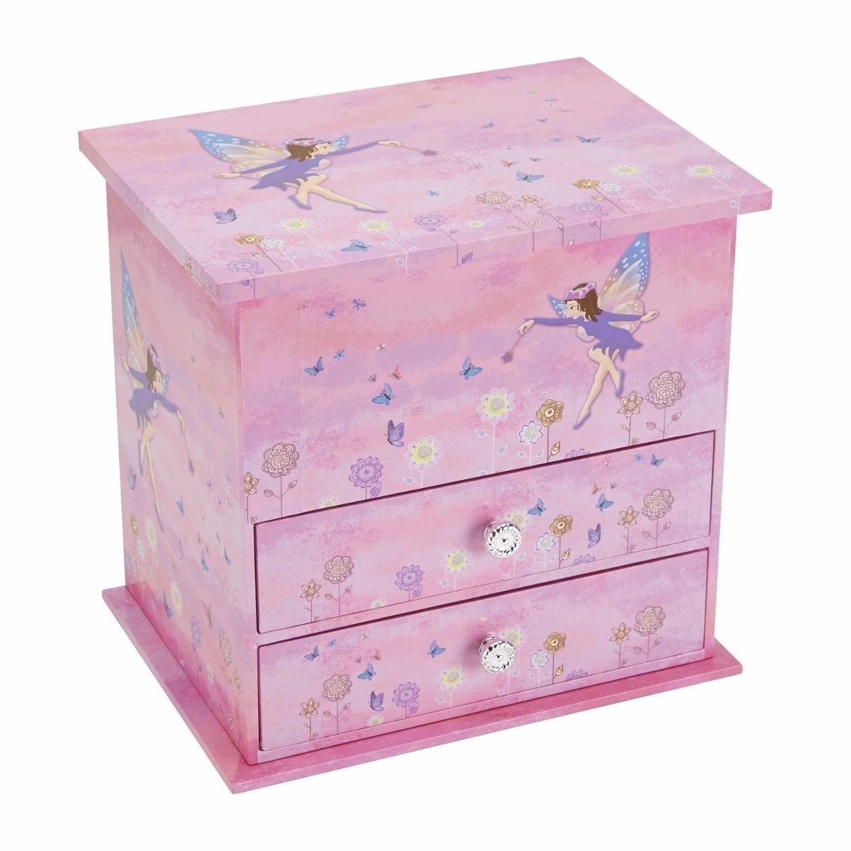 0bf61f498566 joyero musical caja organizadora para niñas jewelkeeper. Cargando zoom.