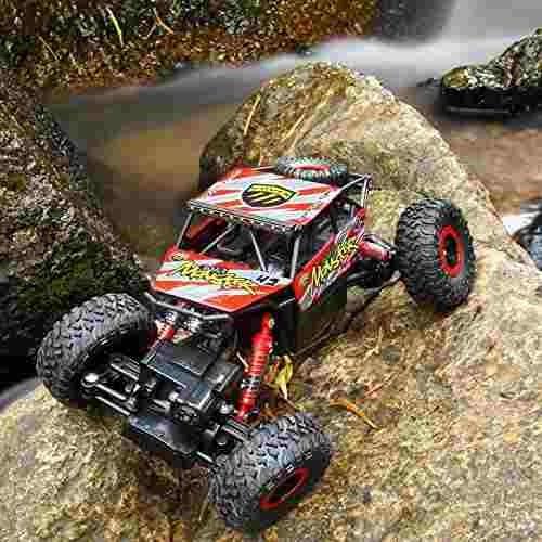 joyin toy rc coche de control remoto off-road rock crawle...