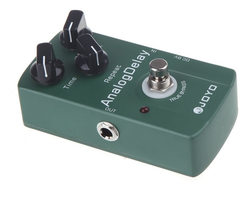 joyo jf-33 analog delay electric guitar effect pedal true
