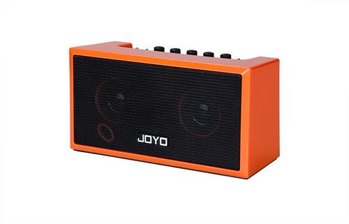 joyo top-gt mini bocina portátil bluetooth efectos guitarra