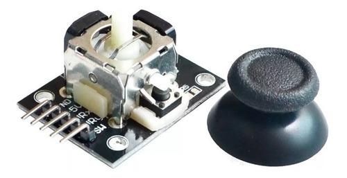 joystick análogo 2 ejes botón central ky023 arduino