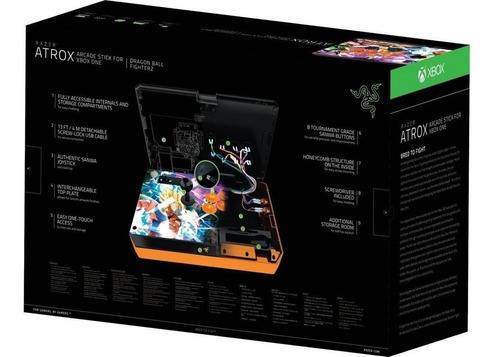 joystick arcade razer atrox dragon ball fighterz edit. xbox