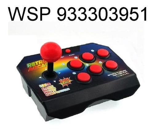 joystick arcade retro game