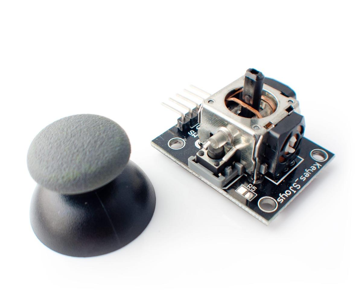 Joystick arduino modulo ps r em mercado livre