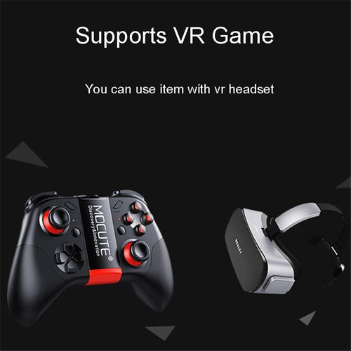 joystick bluetooth 054 android & ios. celular, tablet, pc