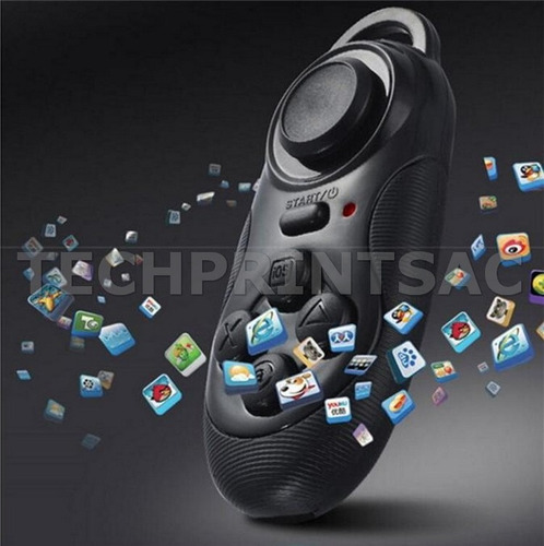 joystick bluetooth android ios pc juegos fotos musica mouse