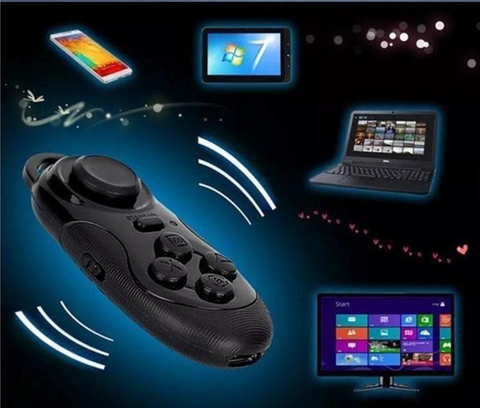 joystick bluetooth android ios pc juegos fotos musica mouse
