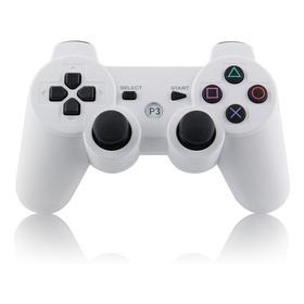 Joystick Control Mando Playstation 3 Ps3 Inalambrico  Blanco