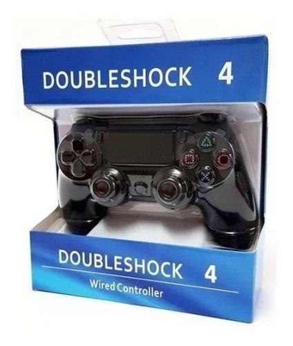 joystick control ps4 alternativo alambrico / factorynet