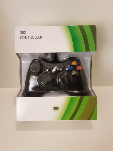 joystick control xbox