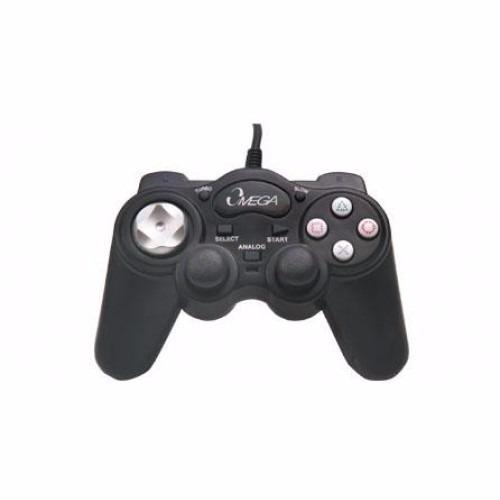 joystick de juegos omega 12 botones usb para pc