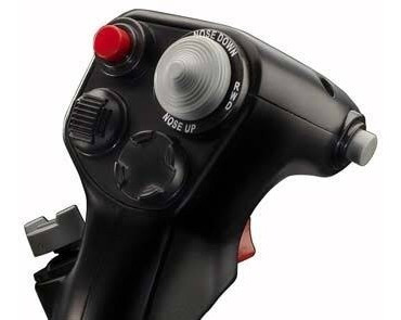 joystick de vuelo thrustmaster warthog flight stick