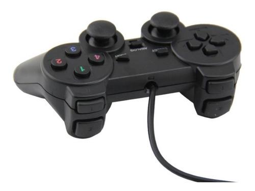 joystick gamepad usb dualshock pc raspberry consola recalbox