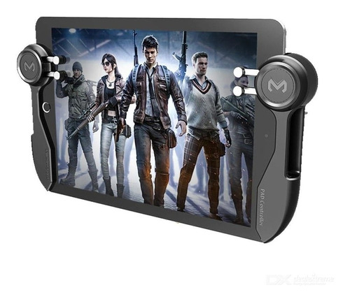 joystick gatillos para tablet ipad akpad6k pubg mobile cod